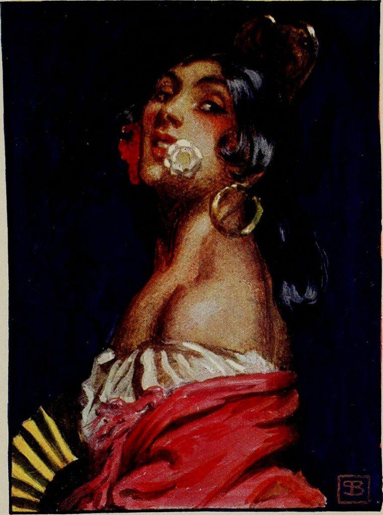 Byam Shaw, Carmen (1910)