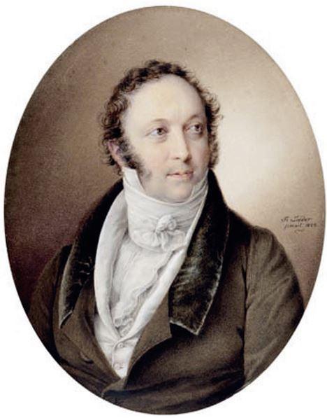 Friedrich Lieder, Rossini (1822)