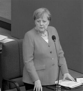 Bundeskanzlerin Angela Merke