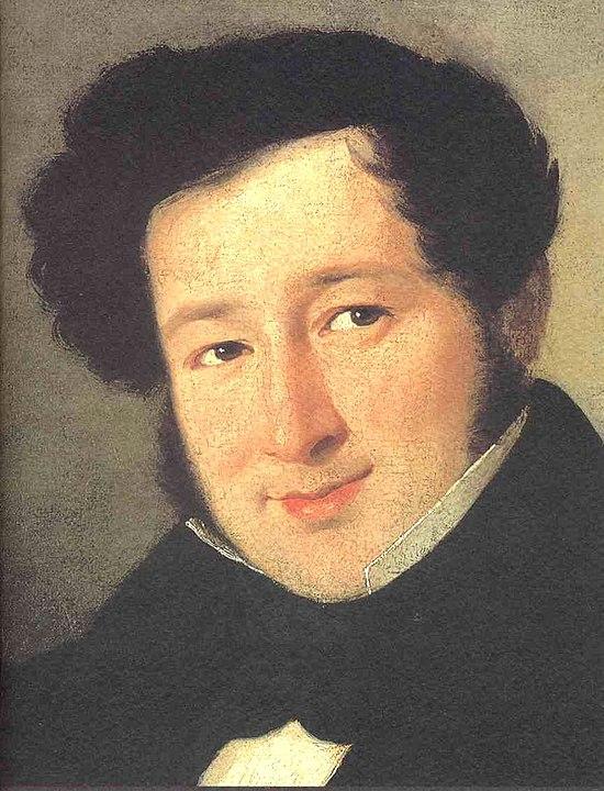 Unbekannter Maler, Rossini
