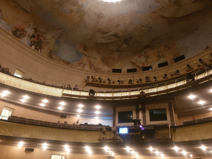 Saarländisches Staatstheater, Zuschauersaal